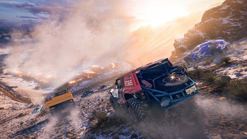 Captura de pantalla de la tienda Forza Horizon 5