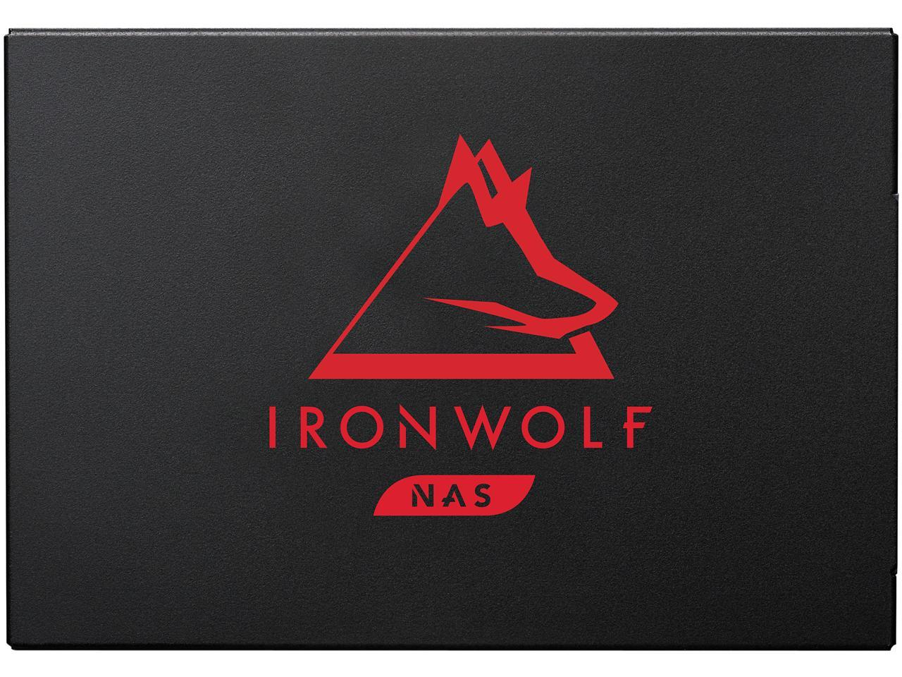 Seagate Iron Wolf 125