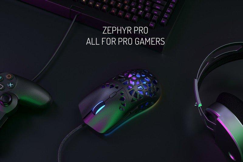 Anuncios Marsback de Zephyr Pro Gamers
