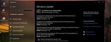 Cómo instalar parches de seguridad y actualizaciones opcionales en Windows 10