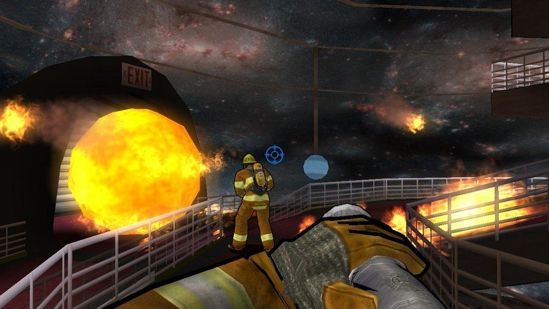 Capturas de pantalla de Xbox Real Heroes de bomberos