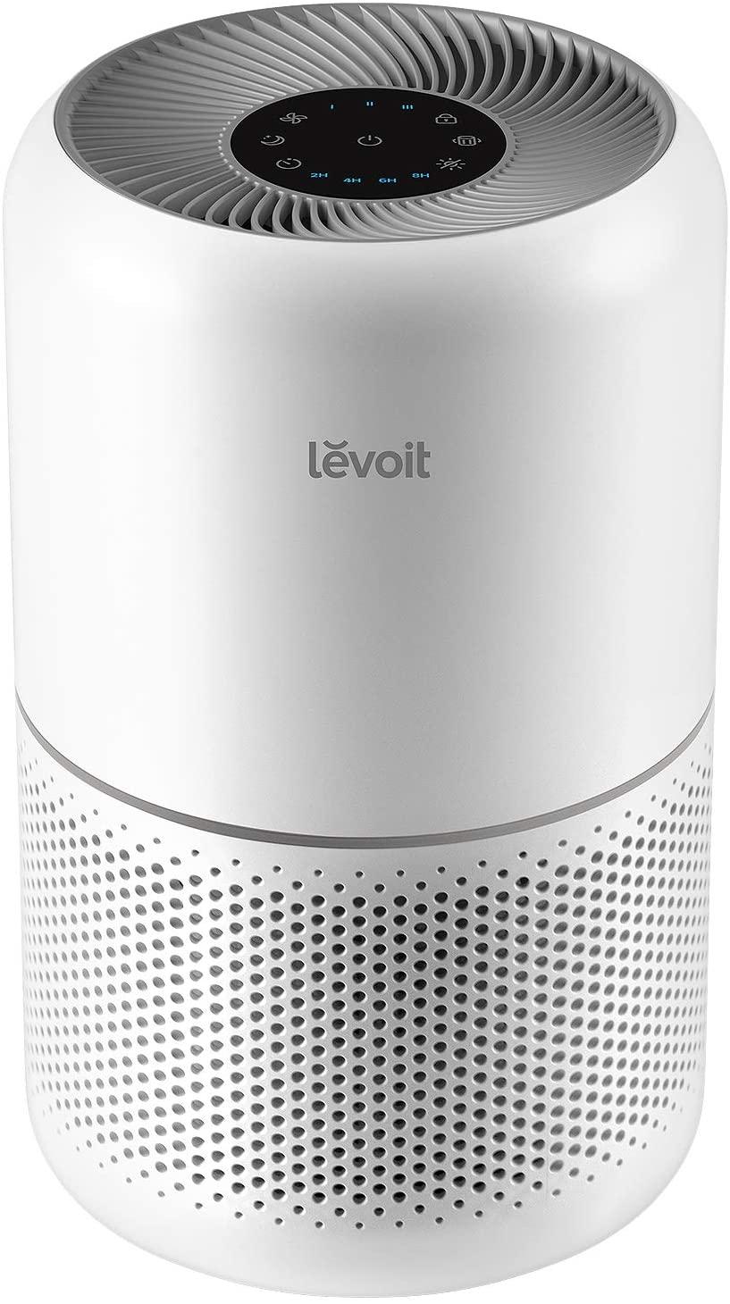 Purificador de aire Levit impreso en 3d