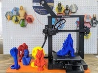 Las mejores impresoras 3D baratas por menos de $ 500 están aquí para que elijas