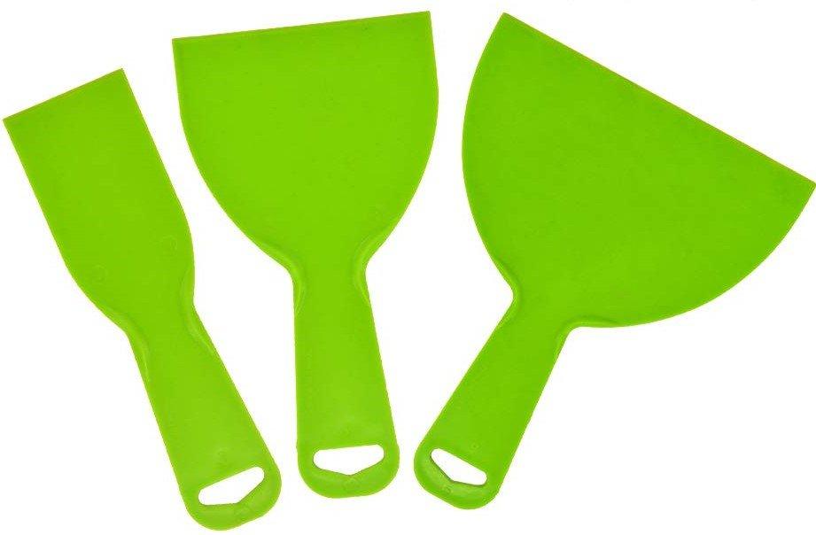 Cuchillo de plastico