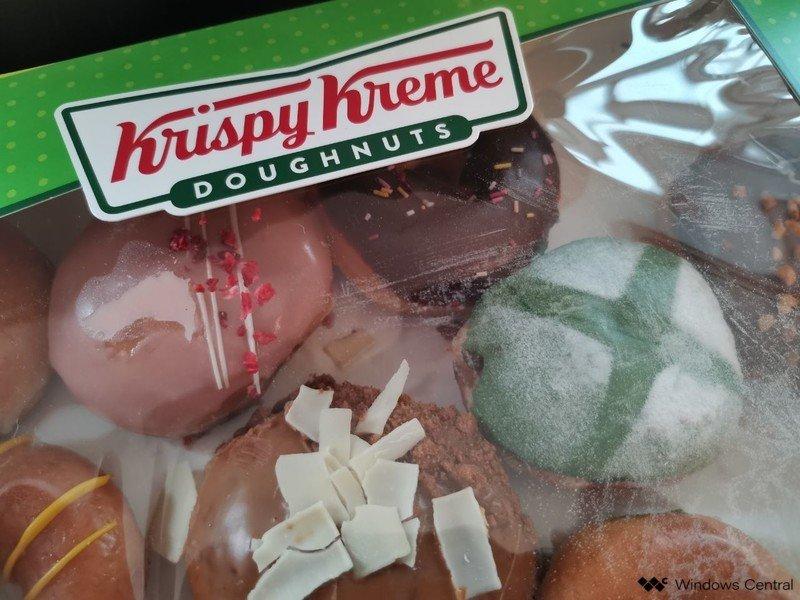 Caja de Donut Xbox