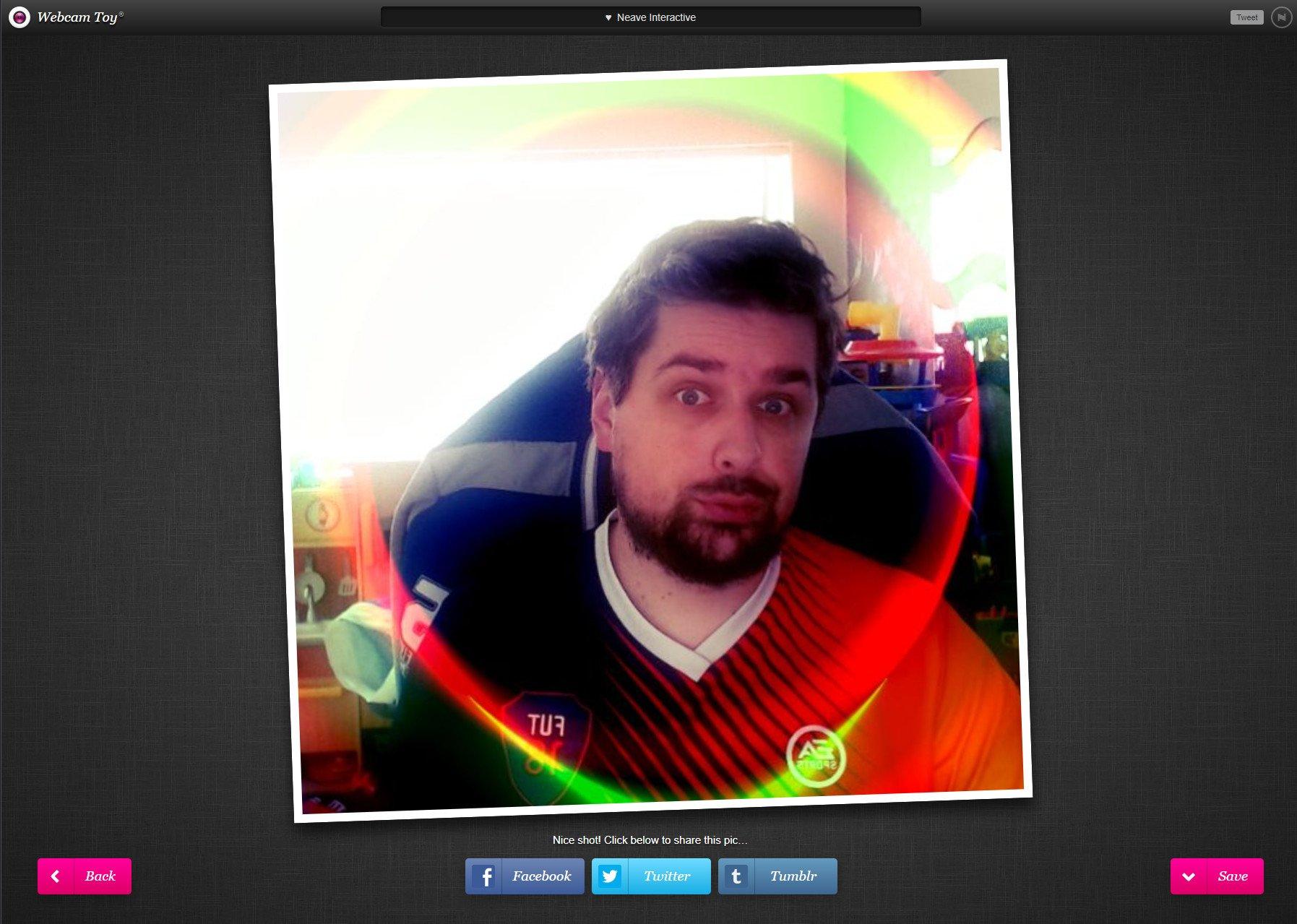 Juguetes de webcam