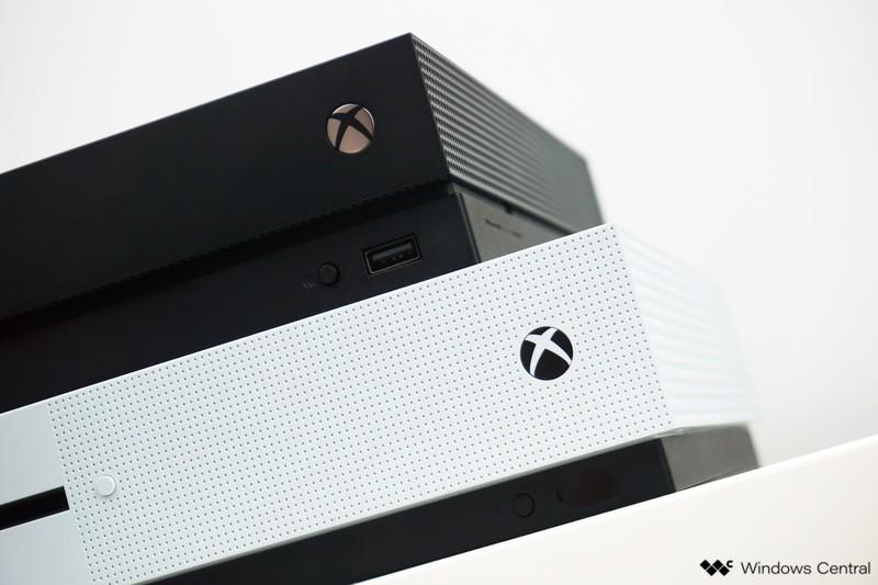 Xbox One X, Xbox One S