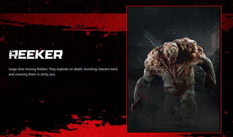 Volver 4 Blood Reeker