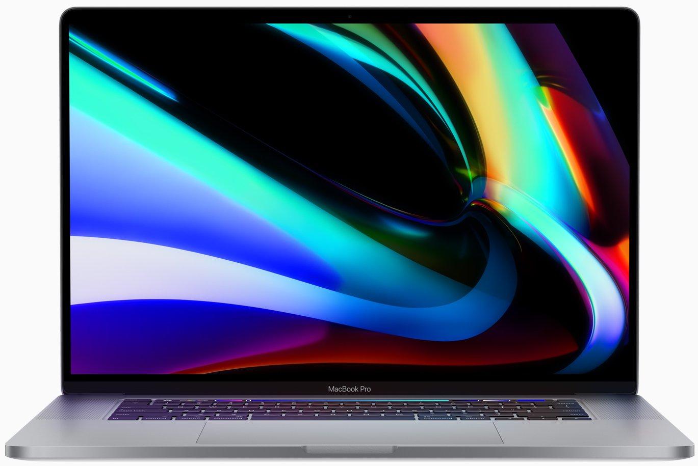 MacBook Pro de 16 pulgadas (2019)