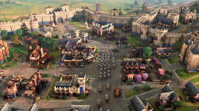 Se revela la jugabilidad de Age of Empires IV