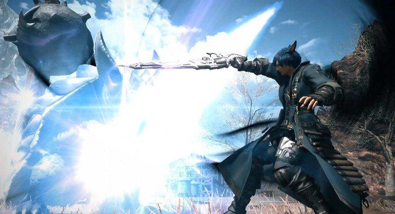Final Fantasy Xiv. Destructor de armas