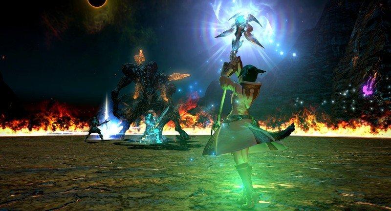 Bruja Blanca Final Fantasy Xiv