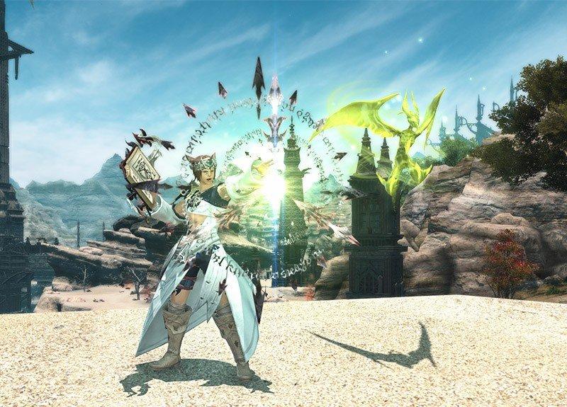 Final Fantasy Xiv. Summoner