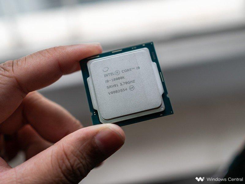 Revisión de Intel Core i9-10900K