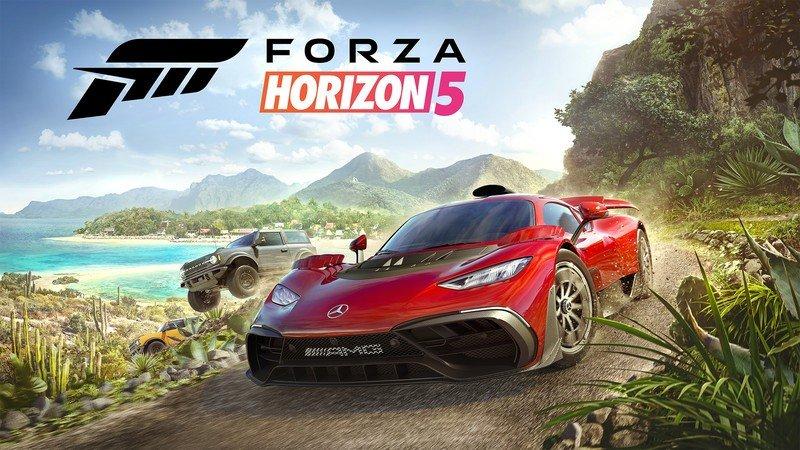 Forza Horizon 5 Artes clave