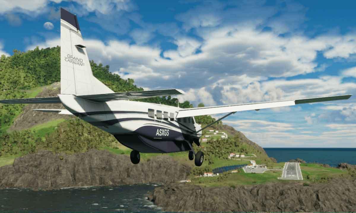 Microsoft Flight Simulator: ahora disponible para el parche de rendimiento de Xbox y PC