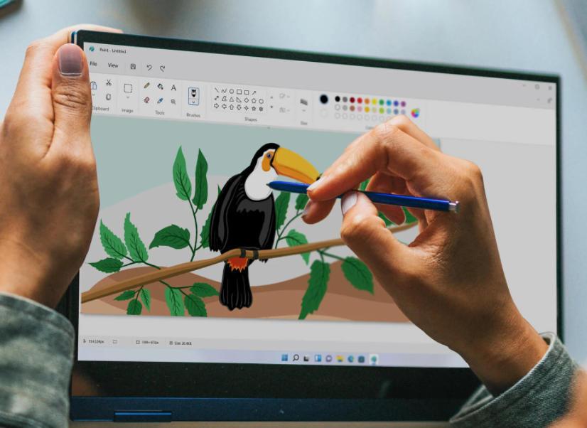 Pintura para Windows 11