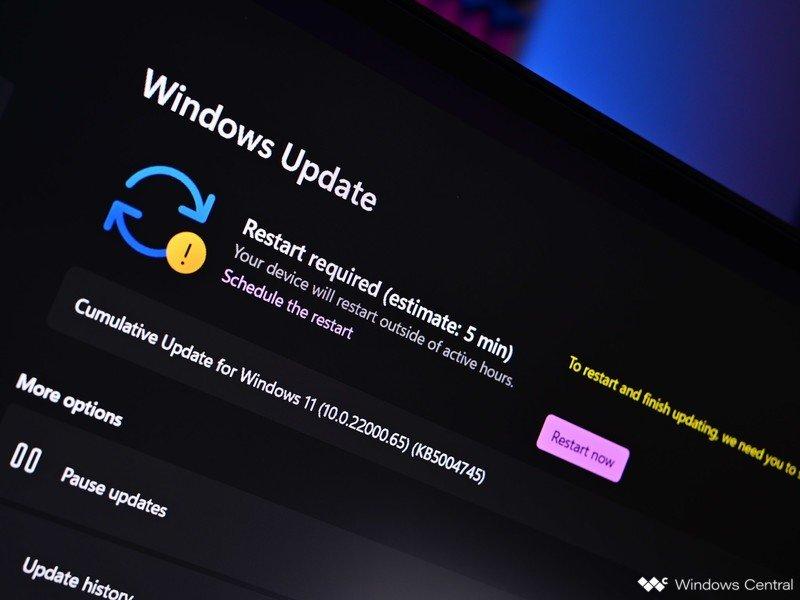 Windows 11 Update Windowsupdate Estimate New Dark