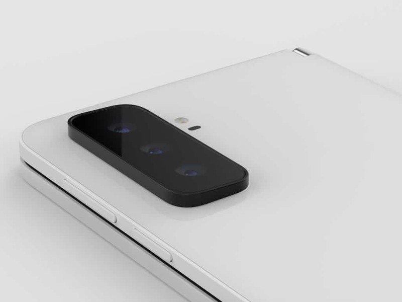 Renders no oficiales de Surface Duo 2