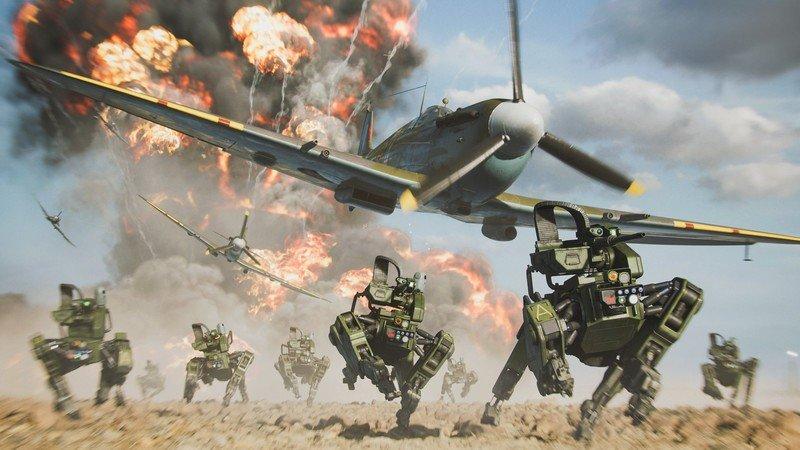 Portal del campo de batalla 2042