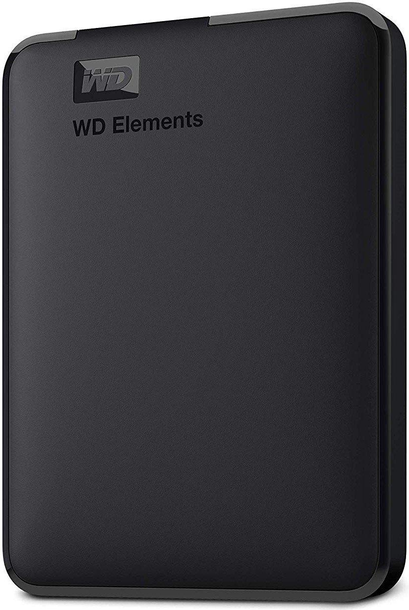 Disco duro externo portátil WD Elements de 2 TB