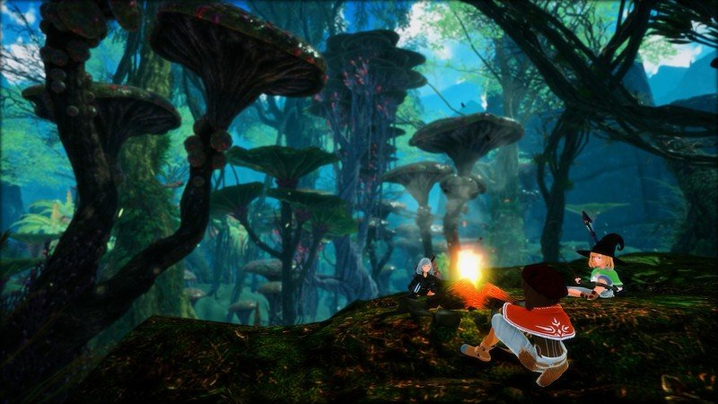 Bosque de Craftopia