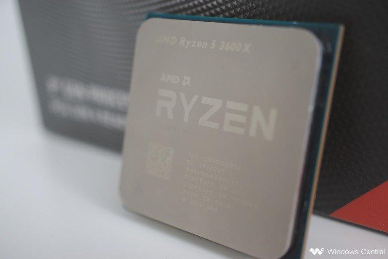 Ryzen 5 3600X