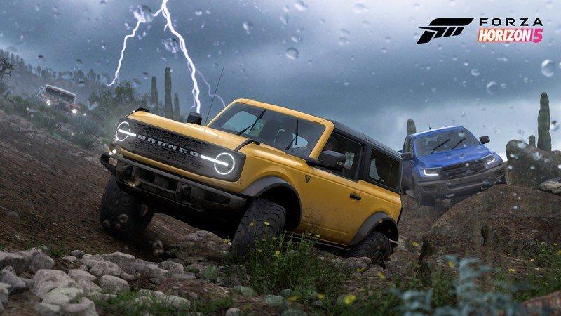 Capturas de pantalla de Forza Horizon 5 Gamescom