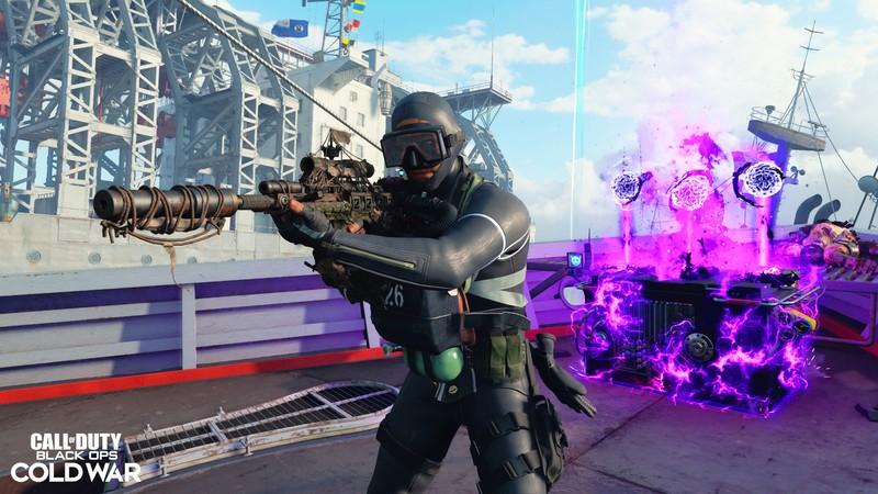 Territorio Zombie de la Guerra Fría de Black Ops