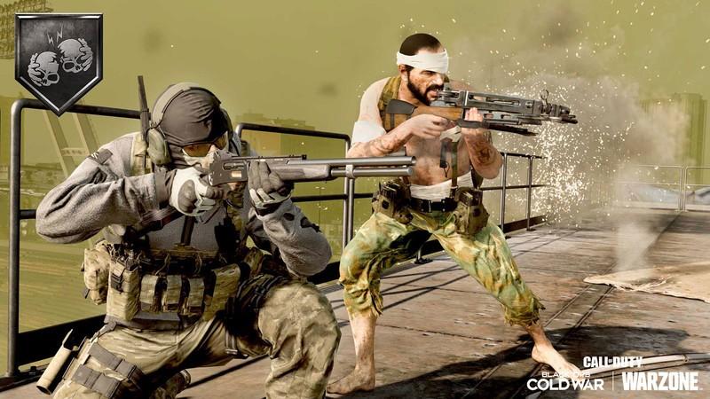 Black Ops Cold War Temporada 5 Warzone