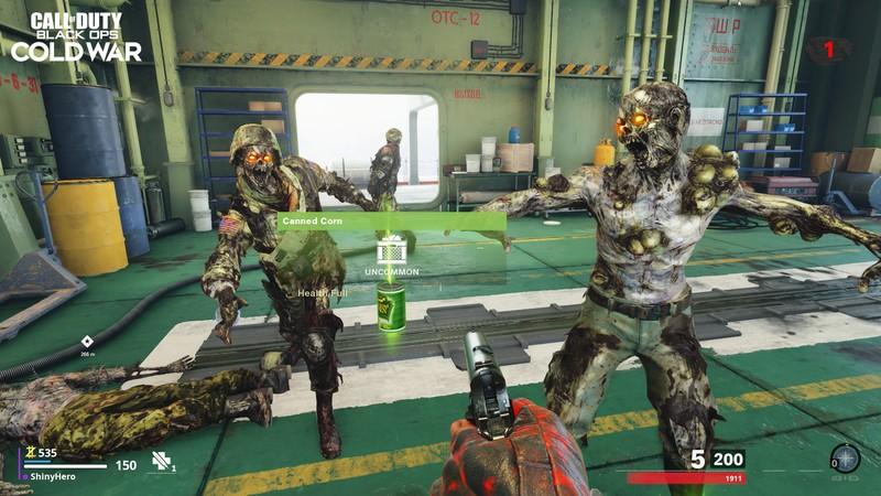 Evento de supervivencia zombi de la Guerra Fría de Black Ops