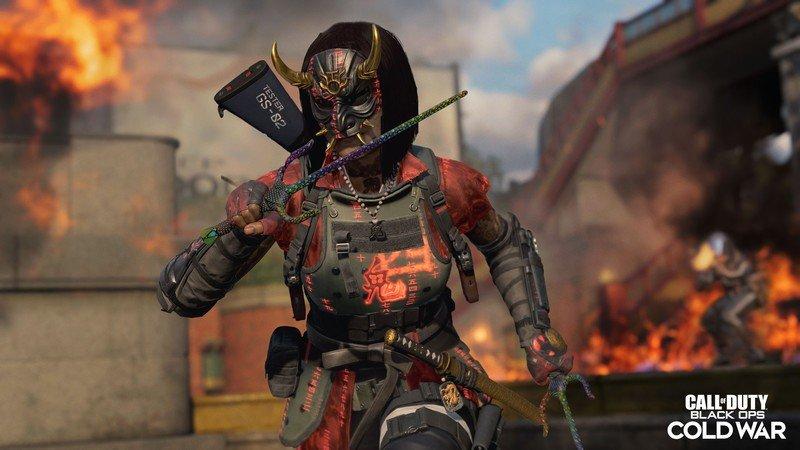 Black Ops Cold War Nueva arma cuerpo a cuerpo