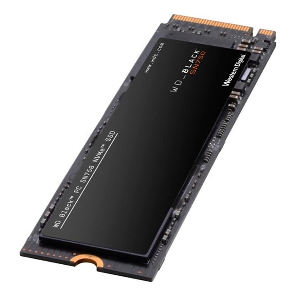 SSD interno Wd negro Sn750 Nvme