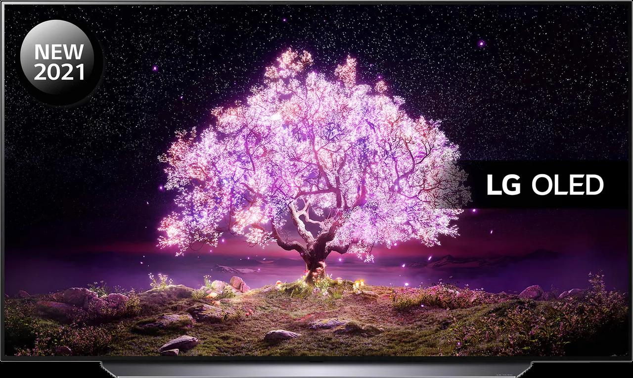Televisor OLED OLED LG C1