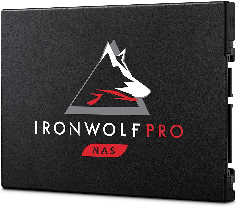 Seagate Iron Wolf Pro 125