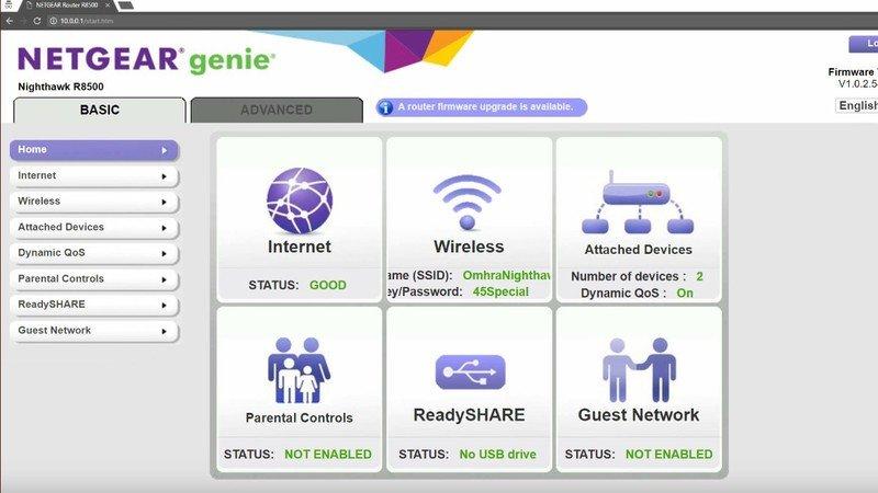 Pasos para cambiar la contraseña de Netgear