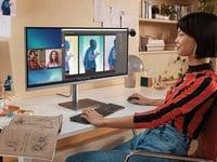 La nueva HP ENVY 34 con pantalla de 5K y cámara web de 16MP es absolutamente asombrosa
