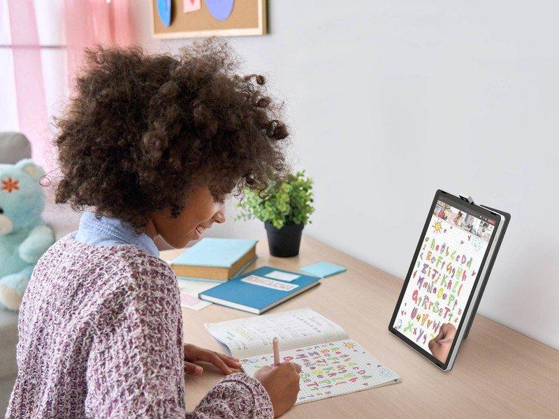 Colaboración con la tableta HP 11