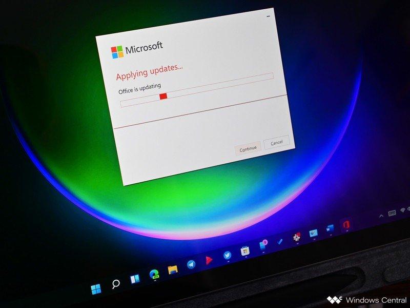 Actualización de Office Windows 11 Insider