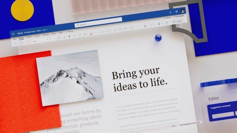Editor de Microsoft Word