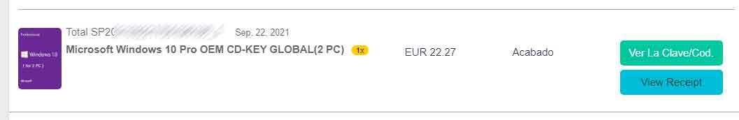 ¿Windows 10 por solo 13,20 euros?  Bueno, sí, ¡100% legal y actualizable a Windows 11!