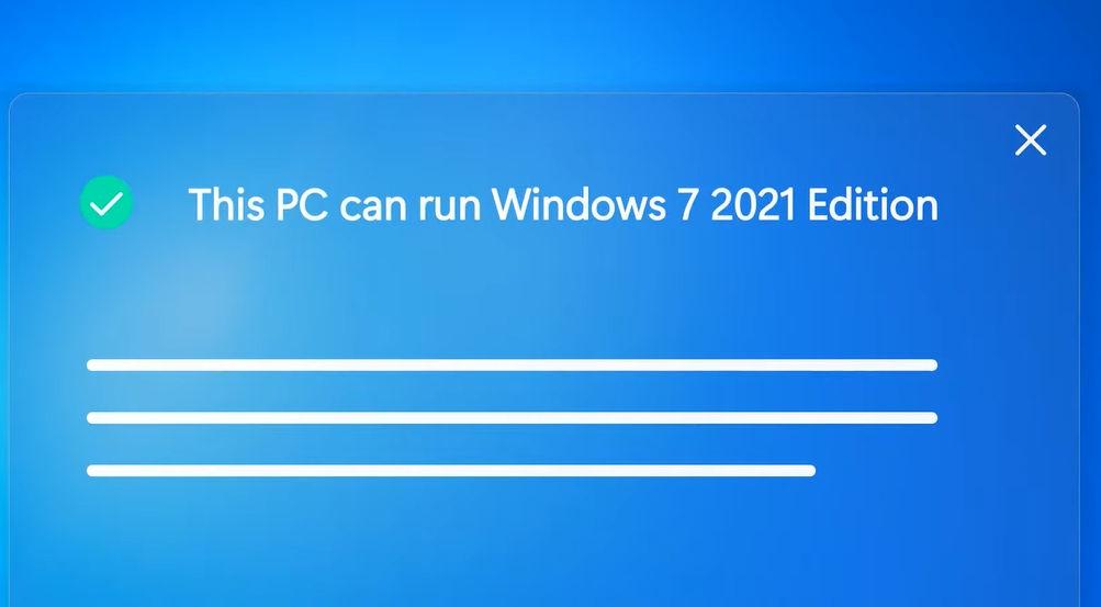 Windows 7 2021: ¿Cómo se vería el mejor Windows en Windows 11 33?