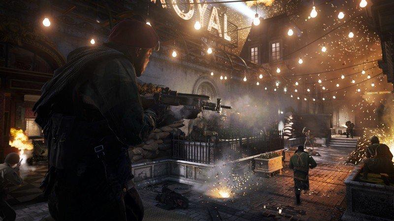 Batalla de hotel multijugador de Call Of Duty Vanguard