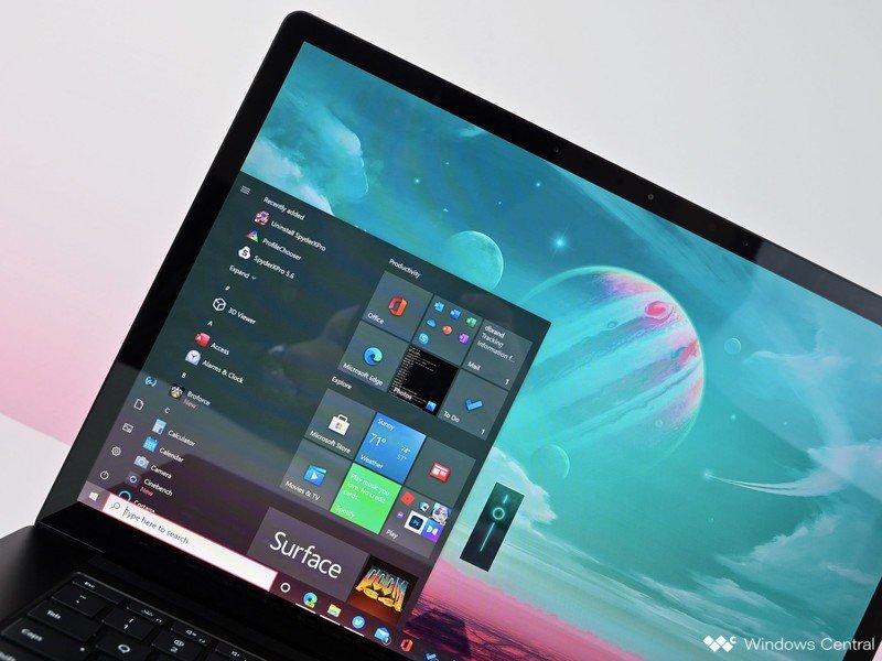 Pantalla para portátil Surface 4 AMD 2021