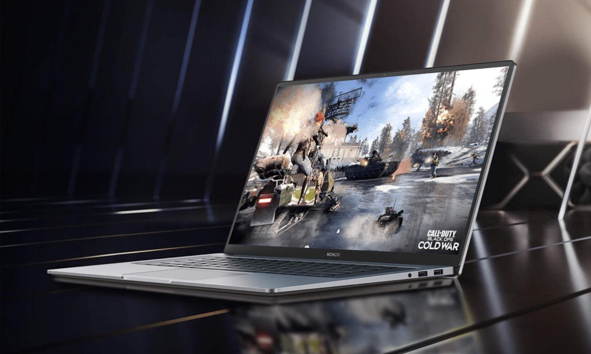 Honre el MagicBook 16 Pro RTX 3050