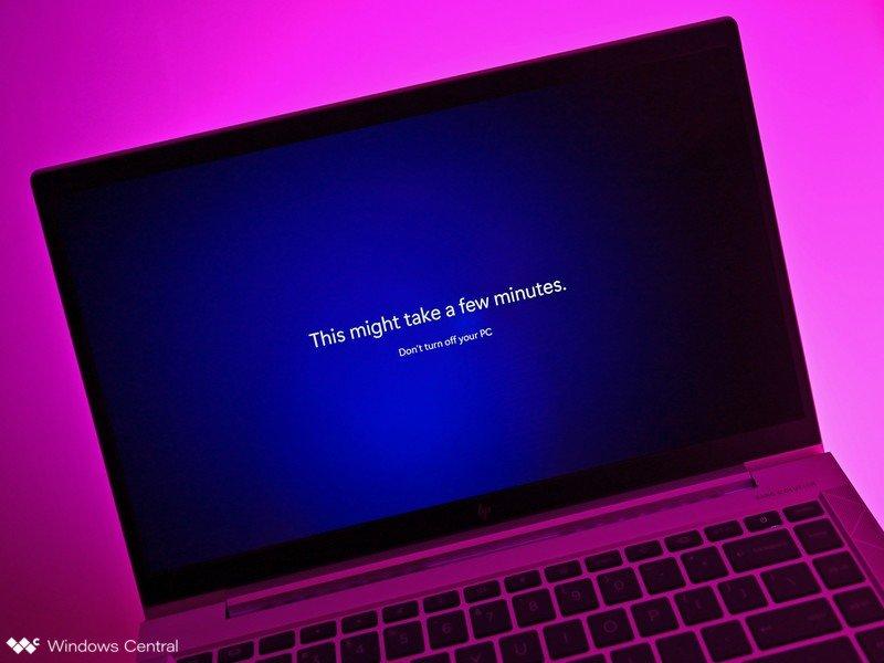 Instalar Windows 11 minutos