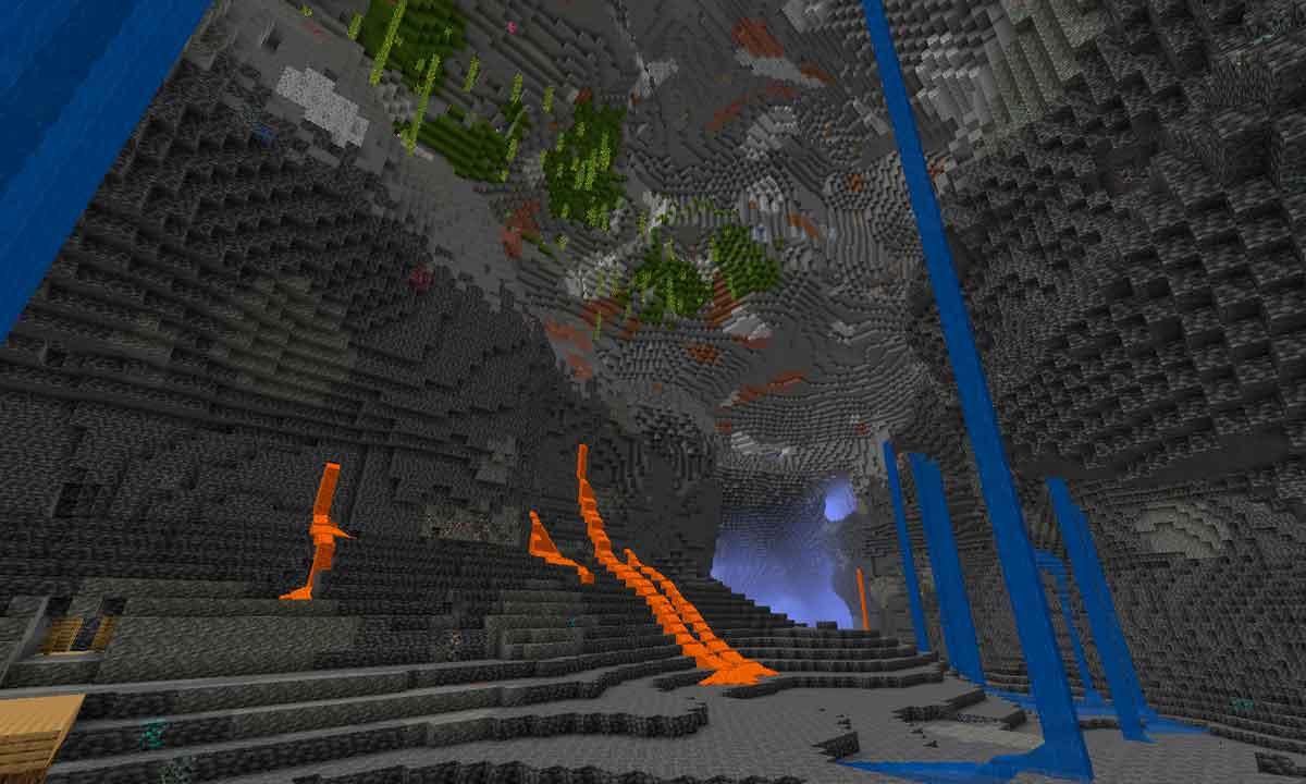 Minecraft 1.18: ya tenemos la sexta instantánea