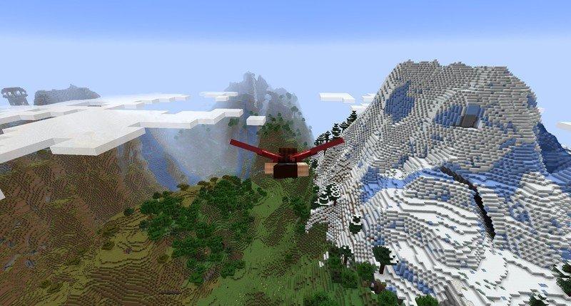 Minecraft Cuevas y acantilados Actualización 1.18 Instantánea de imagen experimental 7