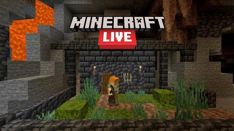 Imágenes de héroes de Minecraft Live 2021