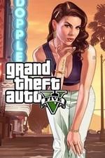 Arte de caja de Grand Theft Auto V